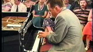 Anthony Burger Plays a Medley of Hymns
