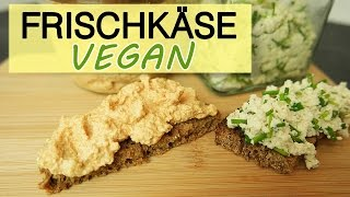 BLITZ-REZEPT: Veganer Frischkäse  I SarahSorceress