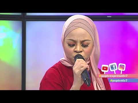 Siti Sarah Semakin Live Ost Halalkan Hati Yang Ku Curi Pop Tv