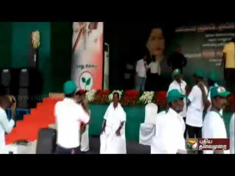 Prachara-Medai-ADMK-cadres-occupy-seats-for-election-candidates-during-a-campaign