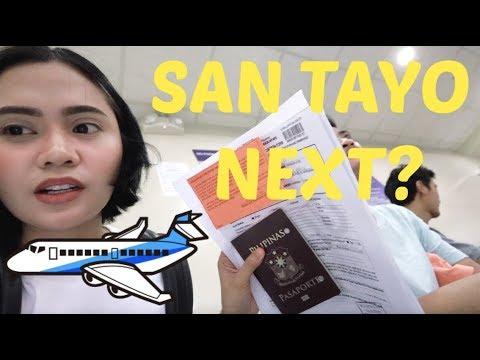MAY PASSPORT NA! SAN TAYO NEXT? | Anna Cay ♥
