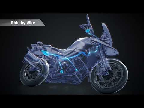 2020 Suzuki V-Strom 1050XT in Goleta, California - Video 1