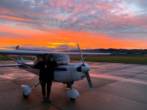 C-152 | Flying over Otago | Student pilot vlog