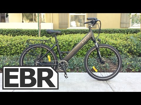 Espin Flow Video Review – 25 mph Value Electric Bike
