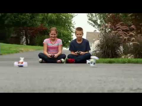 Youtube Video for Turbo Twister - Performs Cool Tricks!