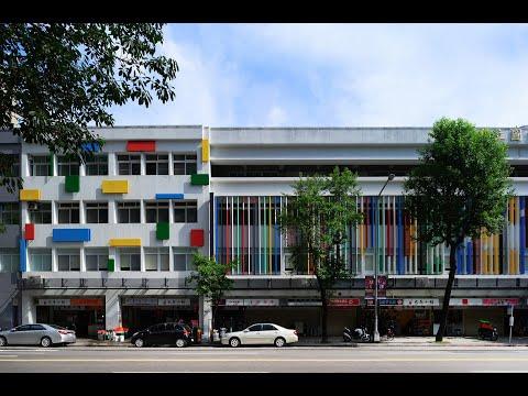 雙連市場建築外觀設計