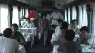 preview picture of video 'Train Travel in China in 1988'