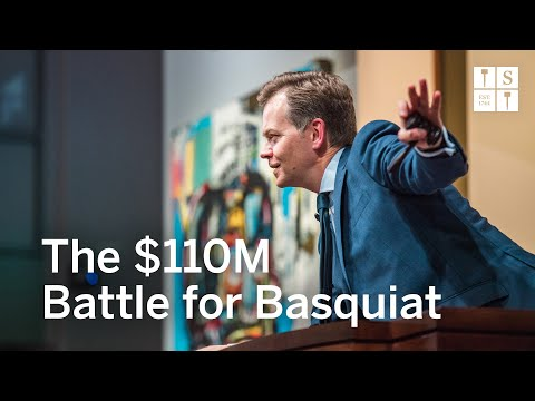 THE BATTLE FOR BASQUIAT