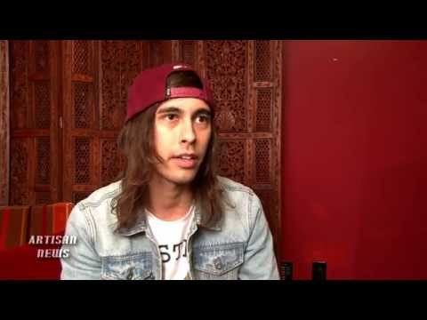 PIERCE THE VEIL A MATCH INTO WATER WRITTEN FOR EX WITH CANCER