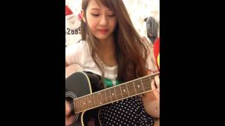 Missing you 2NE1 cover by Joyce Chu