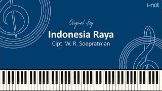 Indonesia Raya Ciptaan W R Soepratman...