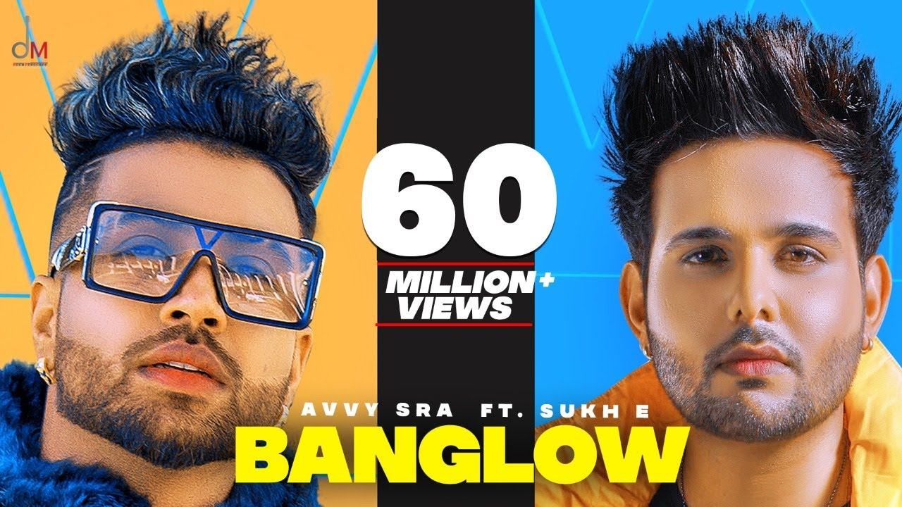 Banglow| Avvy Sra ft Afsana Khan Lyrics