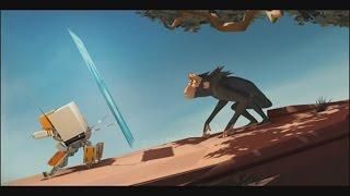 Burning safari - Animation Short Film 2006 - GOBELINS