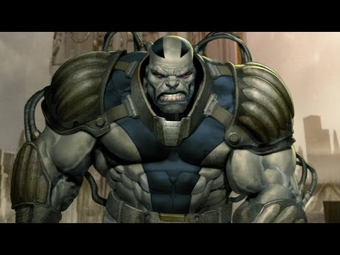 Supervillain Origins: Apocalypse