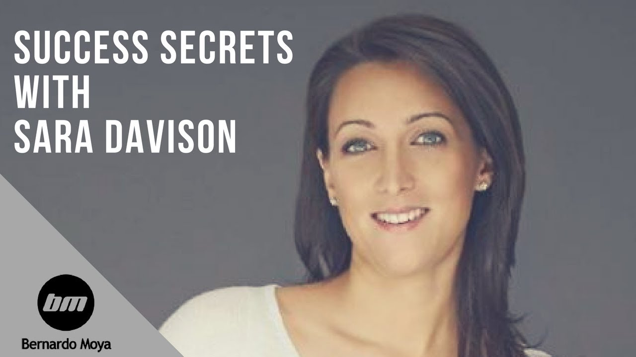Success secrets of Leading Coaches and Consultants With Sara Davison