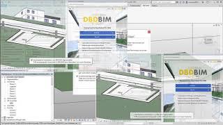 DBD-BIM Autodesk Revit® Plug-in - Einstellungen