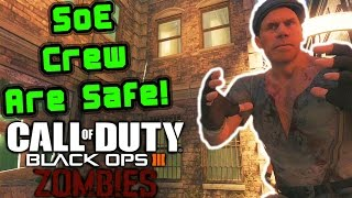Floyd Campbell Will Save The Crew | Shadows of Evil Easter Egg Theory | Black Ops 3 Zombies