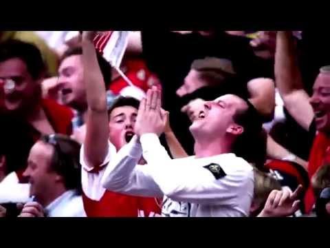 Arsenal v Aston Villa FA Cup Final 2015 Promo