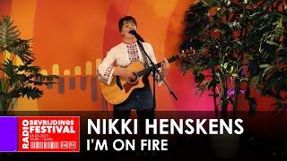 Radio Bevrijdingsfestival 2021 - Nikki Henskens - I'm On Fire