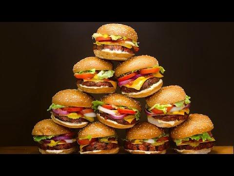 Гамбургеры. ///  Bon Appetit #5
