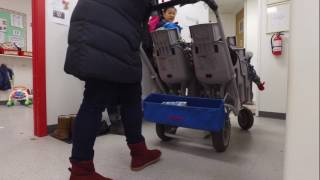SteppingUP Daycare - Infant Room Tour