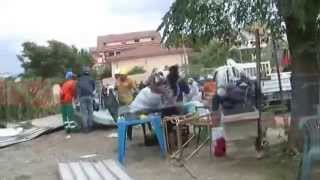 preview picture of video 'Lo sgombero dei ROM a Melito di Porto Salvo 2012-10-25'