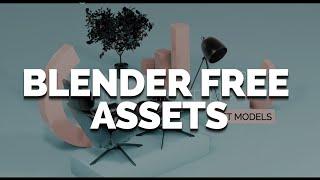 Imesh -  Blender Models & Materials Hub