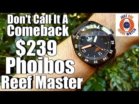 Another New Phoibos - The $239 Reef Master