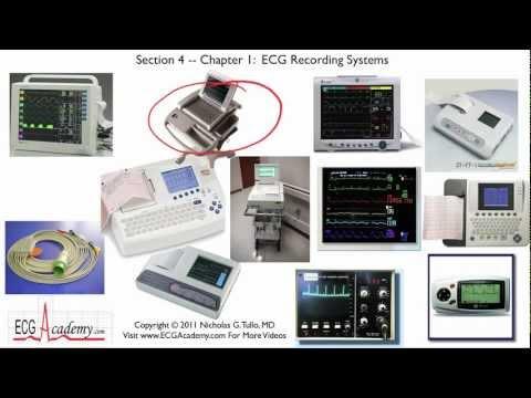 Interpretacja EKG - Systemy Rejestracji, 4-1