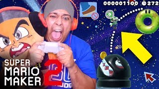 I ALMOST QUIT THE SERIES AFTER PLAYING THIS LEVEL... [SUPER MARIO MAKER 2] [#12]