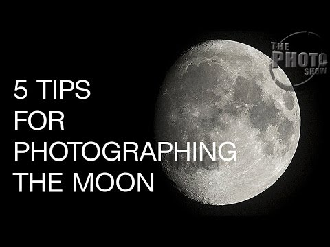 5 Tips For Photographing The Moon Mp3