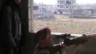 الشهيد البطل عبد السلام حسين عبد الكريم ادريس في معركة سمير رعد في القصير
