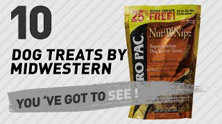 Dog Treats By Midwestern // Top 10 Most Popular