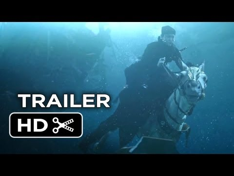 Young Detective Dee: Rise Of The Sea Dragon Official Trailer 1 (2013) - Action Movie HD Mp3