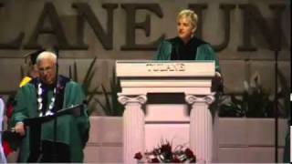 In case you missed my Tulane speech, watch it here! - dooclip.me