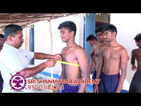 Sri Shanmugar Academy Sattur