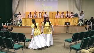 NDBC Praise - Hallelujah, You Have Won the Victory (8/20/17)