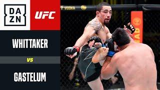 UFC Fight Night: Whittaker-Gastelum | Highlights in italiano