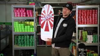 Rayne Longboards, Gravity, Magic Skateboards, Hosoi - Concretewave.de Video Blog #22