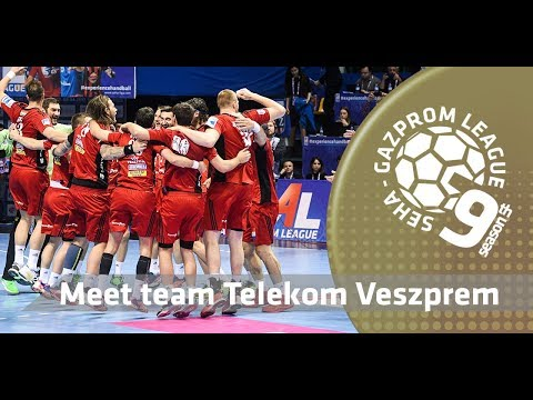 9th SEHA season: Meet team Telekom Veszprem