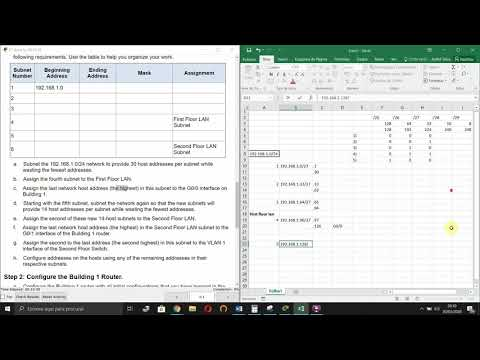 ITN Practice Skills Assessment - Packet Tracer (CCNAv7 200-301 ...