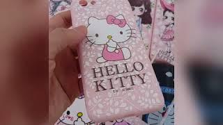 Kitty Xiaomi Redmi 4X Tempered Glass Motif Senada Softcase Softshell