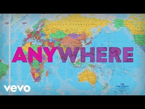 Anywhere (Song) by Dillon Francis and Will Heard