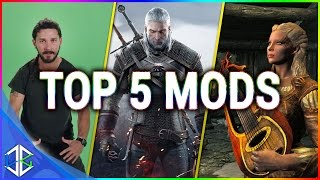 Top 5 Console Mods 3 - Audio Mods - Skyrim Special Edition (XBOX/PC)