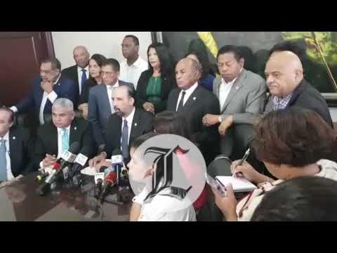 Bloque de diputados leonelistas se opondrán al proyecto de modificación del presupuesto general