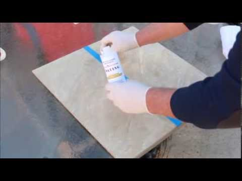 Anti Slip Protection Coating Application Tutorial.