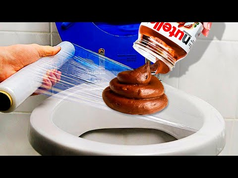 30 BEST PRANKS AND FUNNY TRICKS FOR YOUR FRIENDS