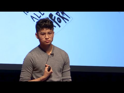 Becoming Him | Chella Man | TEDxRanneySchool