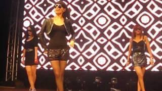 Wonder Girls - I Wanna & Goodbye @ House of Blues WG Tour 2010 [100611]