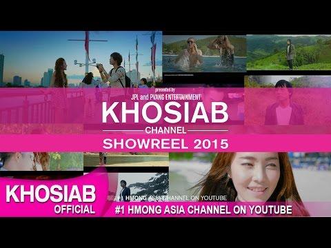 Khosiab Channel Showreel | ผลงานปี 2015